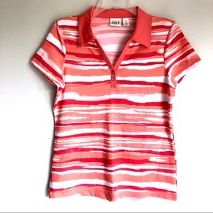 Zenergy Golf Chico's Polo Shirt